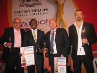 2009 Global Brand Leadership Award